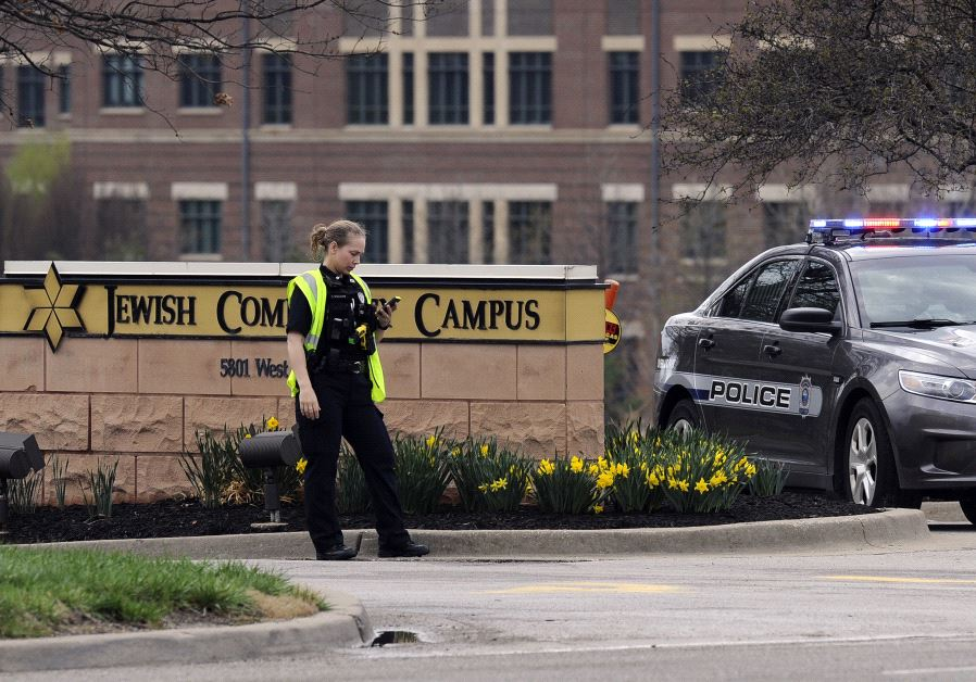 Proposed house bill stiffens penalties for would-be JCC bomb threat makers
